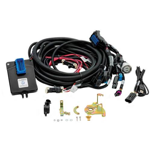 Chevrolet Performance Parts - 19332775 - CPP Automatic Transmission Controller Kit - For GM 4L60E, 4L65E, 4L70E includes controller, Harness, Software, USB cable