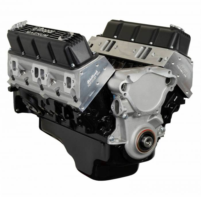 ATK Engines - HPE-HP46-MAG - ATK Chrysler 408 Long Block Engine • Aluminum Heads • Hyd Roller Cam • 465 HP/ 535 FT LBS