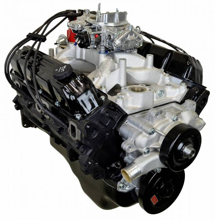 ATK Engines - HPE-HP73C - ATK Chrysler 360 Base Engine • Iron Heads • Hyd Roller Cam • Base • 290 / 385 FT LBS