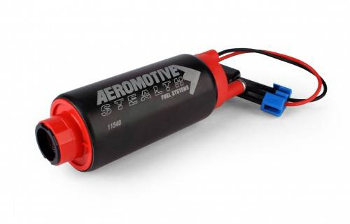 Aeromotive - AEI11540 - 340 Series Stealth In-Tank Fuel Pump, center inlet