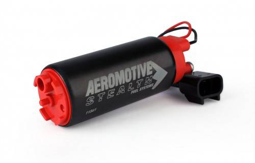 Aeromotive - AEI11541 - 340 Series Stealth In-Tank Fuel Pump, offset inlet