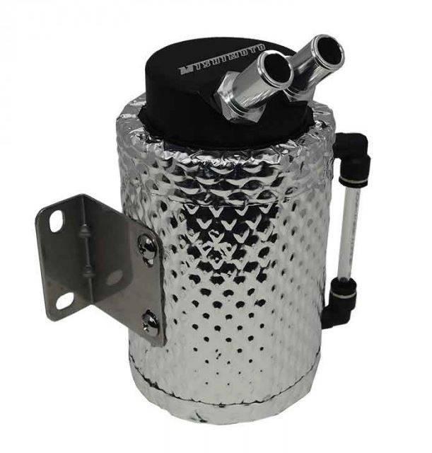 Heatshield Products - HSP140401 - Heatshield Oil Catch Can Heat Shield 7 in x 12 in