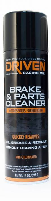 Joe Gibbs Driven Racing Oil - JGD-50020 - Joe Gibbs Brake Cleaner - 397g Can