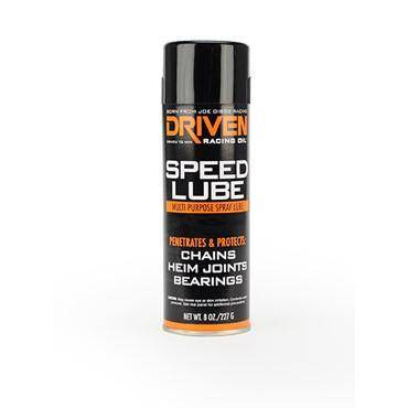 Joe Gibbs Driven Racing Oil - JGD-50090 - Speed Lube 8 oz. EP Spray Lube