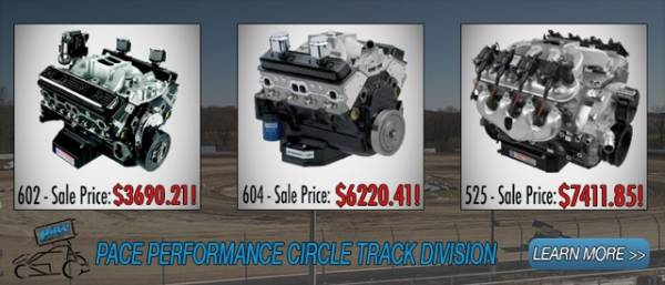 Circle Track Engines