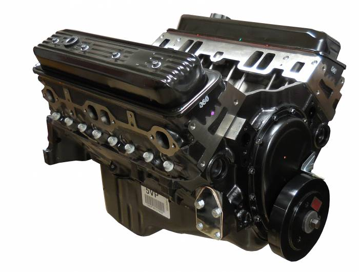 PACE Performance - GMP-10067353-V4X - Prepped & Primed Pace SBC 350cid 350HP Vortec Long Block Engine