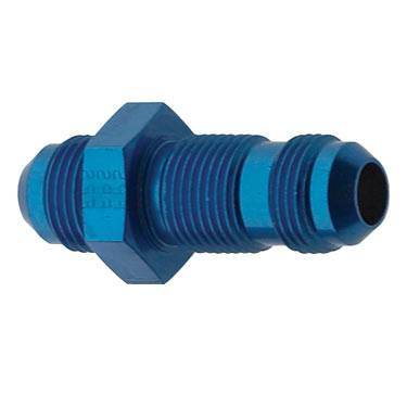 Fragola - FRA483204 -  Fragola Straight Bulkhead,Blue,4AN