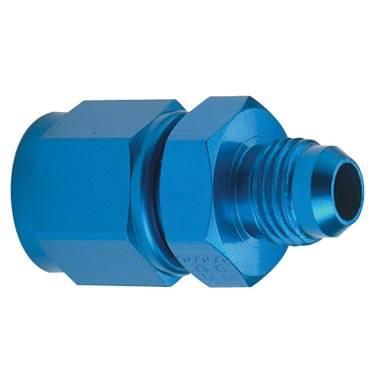 Fragola - FRA497208 -  Fragola Swivel Reducer,8AN Nut,6AN Male,Blue