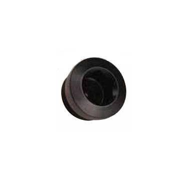 """Fragola - FRA481306-BL - Fragola 6AN (9/16""""-18) Socket Hex Port Plug,Black"""
