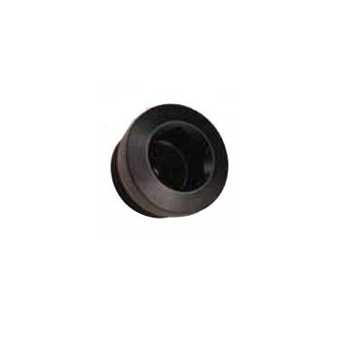 "Fragola - FRA481312-BL - Fragola 12AN (1-1/16""-12) Socket Hex Port Plug,Black"