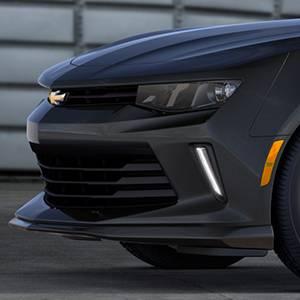 GM (General Motors) - 84116116 - Front Fascia Extension, 2016-17 Camaro Lt, Nightfall Gray Metallic (G7Q)
