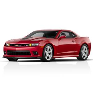 GM (General Motors) - 22986798 - Ground Effects Package, 2014-15 Camaro Ss Model With Performance Exhaust (Npp) - Not For Use On Zl1 Models, Red Rock Metallic (G7P)