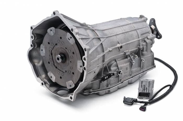 Chevrolet Performance Parts - 19417579 - 8L90E 8-Speed Automatic Transmission Package for GM LT1 Engines
