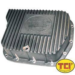 TCI Transmission - TCI128000 - Mopar 727 Deep Pan. Cast Aluminum