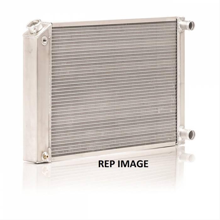 Be Cool Radiator - BCI60264 - Mopar E-Body Hemi Swap Radiator for Late Model Gen III Hemi, Cuda - Challenger.