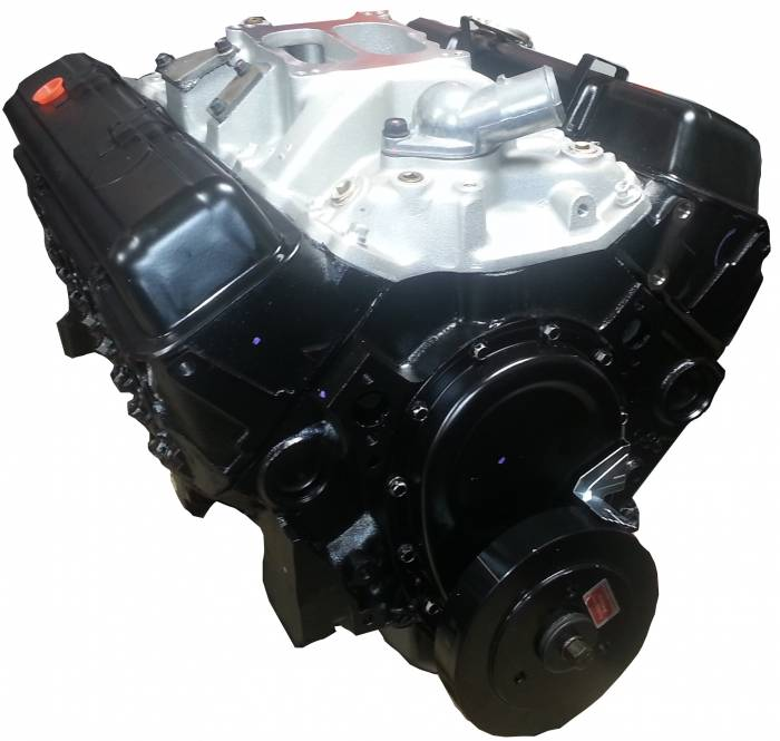 PACE Performance - Small Block Crate Engine by Pace Performance 350cid 325HP W/ ZZ4 Intake Manifold GMP-12681429-KZ