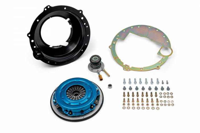 Chevrolet Performance Parts - 19329912 - CPP Tremec T56 6 Speed  Installation Kit for LS & LT 8-bolt crank Engines