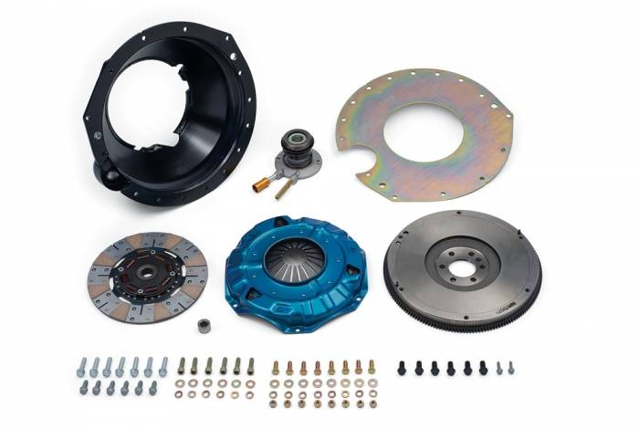Chevrolet Performance Parts - 19329901 - CPP Tremec T56 6 Speed  Installation Kit for 1pc Rear Seal Big Block Chevy