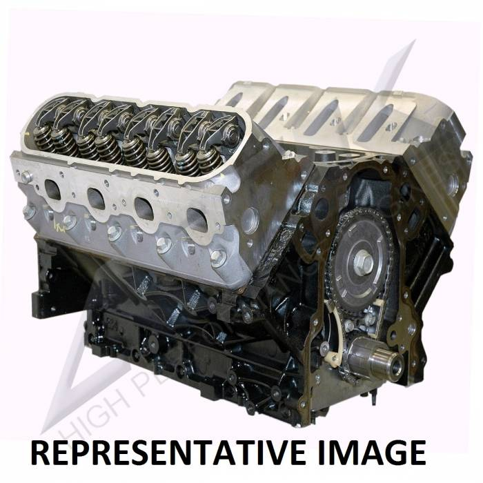 ATK Engines - HPE-HP93 Chevy LQ4 6.0L Base Engine 460HP
