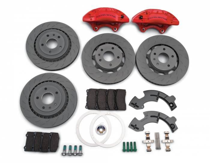 Chevrolet Performance Parts - 23386143 - Corvette Stingray Z51 Brake Kit