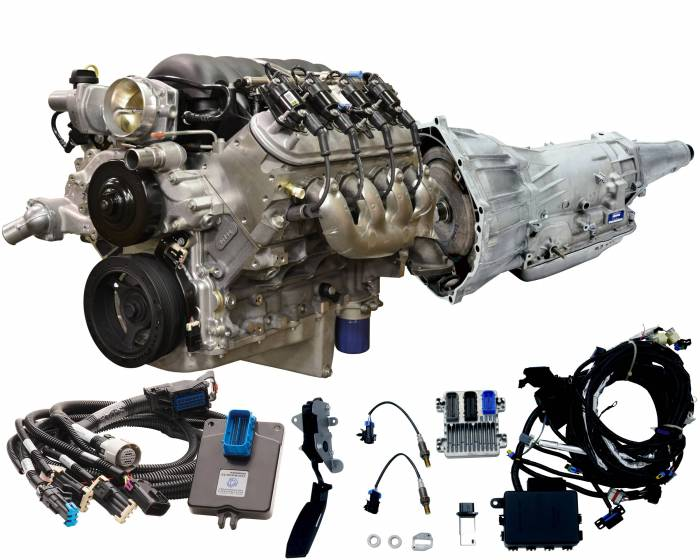 Chevrolet Performance Parts - CPSLS34L65E Connect & Cruise -  LS3 430HP & 4L65E Trans - $500.00 REBATE