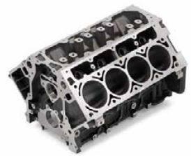 Chevrolet Performance Parts - 12609999 - Gen IV 6.0L Cast-Iron Block