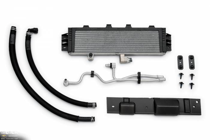 Chevrolet Performance Parts - 84037858 - Corvette Secondary Radiator Kit