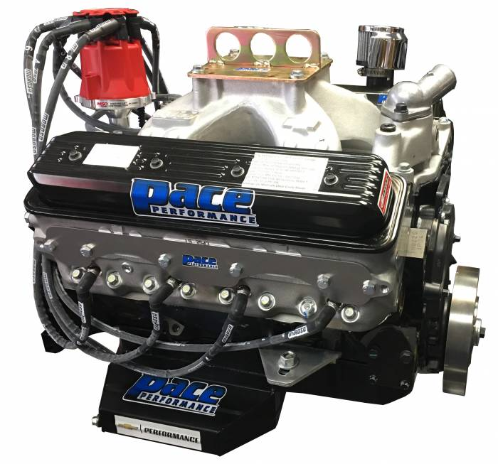 PACE Performance - GMP-604-BASE - Pace 604 Dyno Tested, Race Prepped Base Circle Track Engine