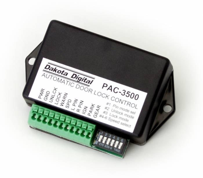 Dakota Digital - DAKPAC-3500 - Door Lock/Unlock or Suicide Safety Pin Controller