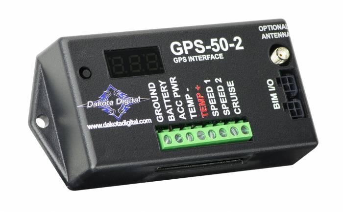 Dakota Digital - DAKGPS-50-2 - GPS Speedometer Interface