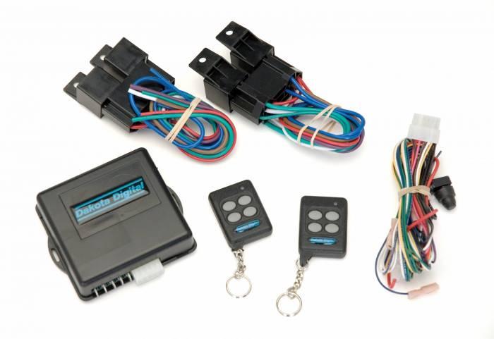 Dakota Digital - DAKCMD-2000 - Four channel remote for windows/locks