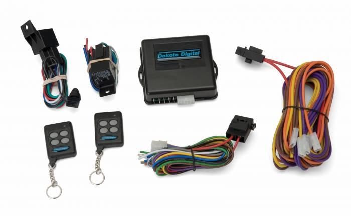 Dakota Digital - DAKCMD-4000 - Four channel remote for doors