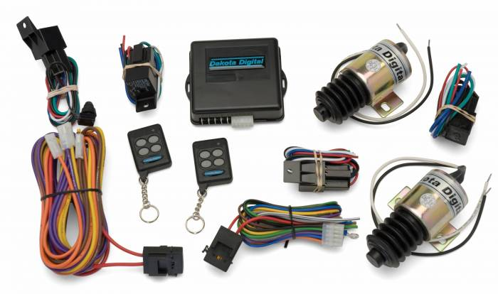 Dakota Digital - DAKCMD-4001X - Four channel remote for doors w/ 2 PDR-2