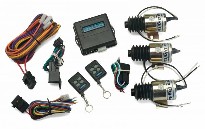 Dakota Digital - DAKCMD-4002X - Four channel remote for doors w/ 3 PDR-2
