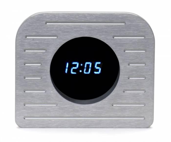 Dakota Digital - DAKALC-37-CLK - 37-38 Aluminum clock panel w/VFD clock