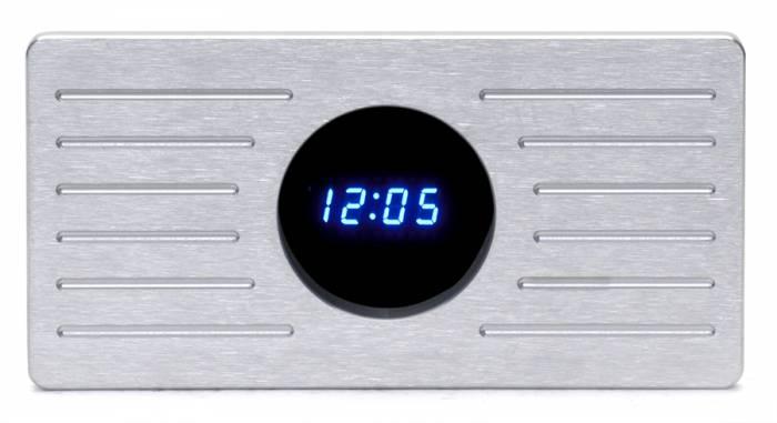 Dakota Digital - DAKALC-39-CLK - 39 Ford clock panel w/VFD clock