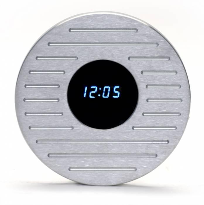Dakota Digital - DAKALC-42-CLK - 42-48 Ford clock panel w/VFD clock