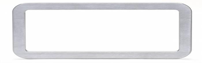 Dakota Digital - DAKALD-1000-L - Aluminum bezel for VFD3-1000-L