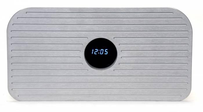 Dakota Digital - DAKALG-37-CLK - 37-38 Glove box door w/VFD clock