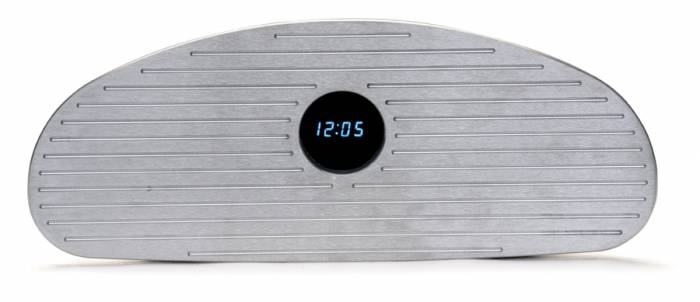 "Dakota Digital - DAKCALG-33-CLK - 33-34 ""Master"" glove box door w/VFD clock"
