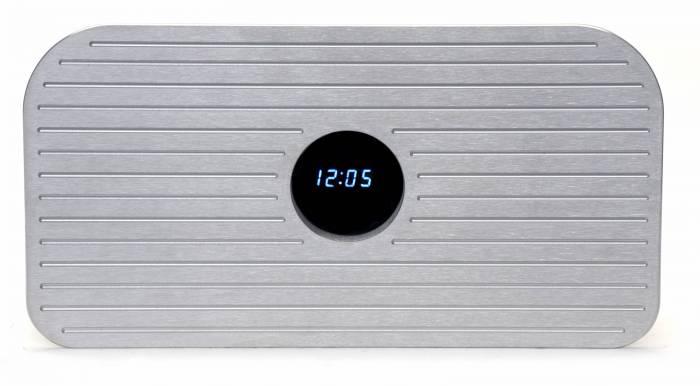 Dakota Digital - DAKCALG-37-CLK - 37-38 Glove door w/VFD clock
