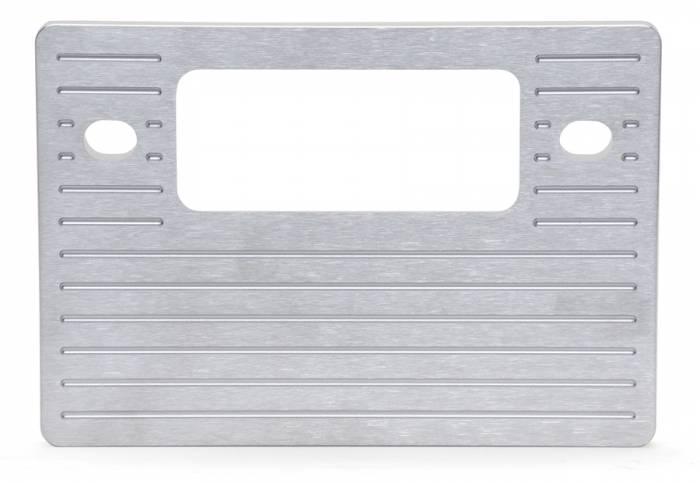 Dakota Digital - DAKCALR-37 - 37-38 Chevrolet aluminum radio panel