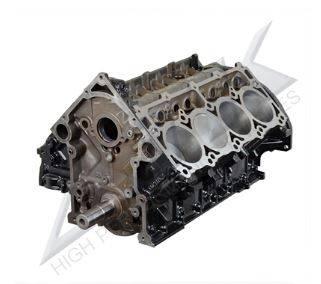 ATK Engines - ATK HPE-SP97 Gen III Hemi 392CI Stroker Short Block Flat Top Pistons - 32 Tooth, Pre 2009