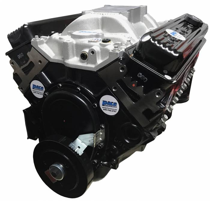 PACE Performance - Small Block Crate Engine by Pace Performance 350cid 350HP Vortec Long Block w/ Intake GMP-12681429-VK