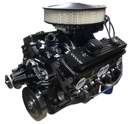 PACE Performance - GMP-19355720-1X - Pace Performance HP383 383CID 405HP Primed and Prepped Crate Engine