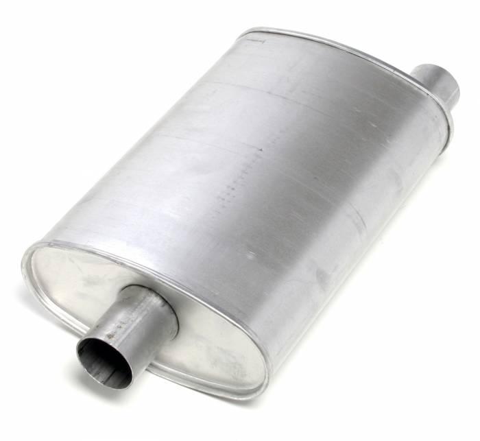 Hedman Hedders - Hedman Hedders Turbo Muffler Exhaust Muffler 25580