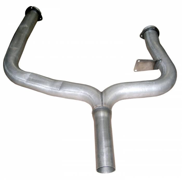 Hedman Hedders Pace - Hedman Hedders Y-Pipe Exhaust Pipe 17534