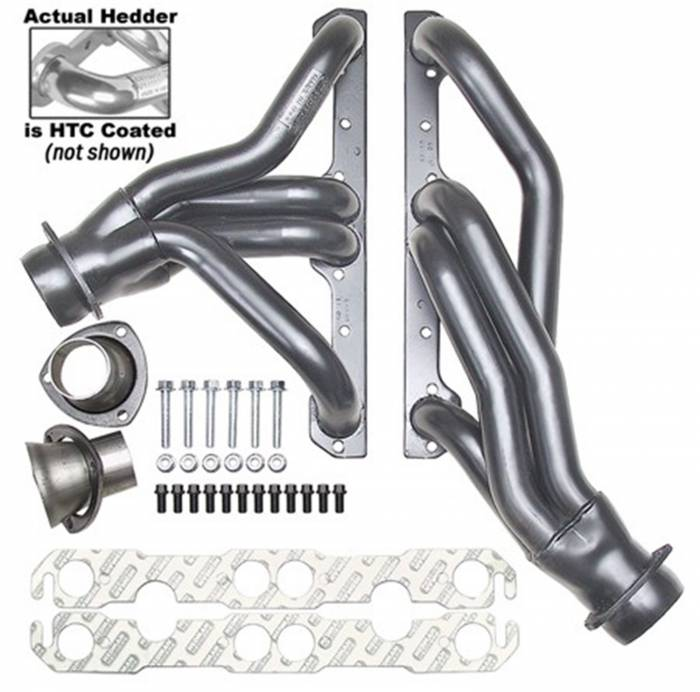 Hedman Hedders Pace - Hedman Hedders Standard Duty HTC Coated Headers 68646