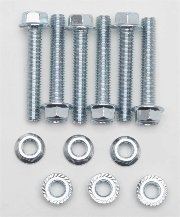 Hedman Hedders - Hedman Hedders Collector Bolt Kit Header Bolt 09014