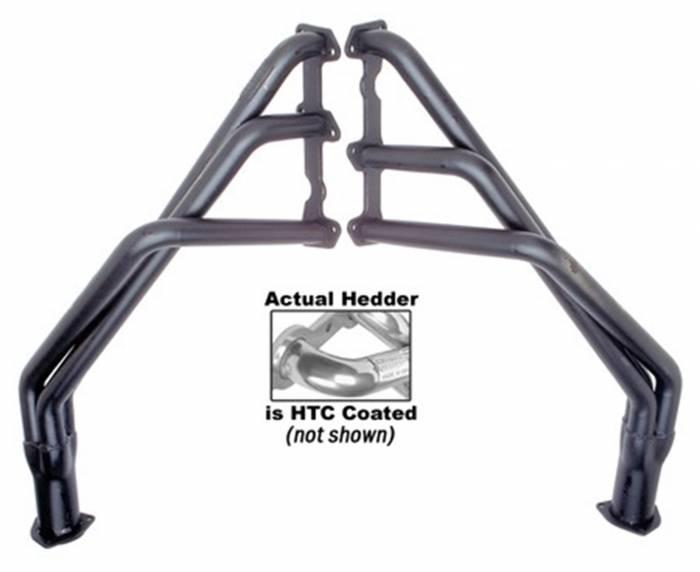 Hedman Hedders - Hedman Hedders Standard Duty HTC Coated Headers 69426